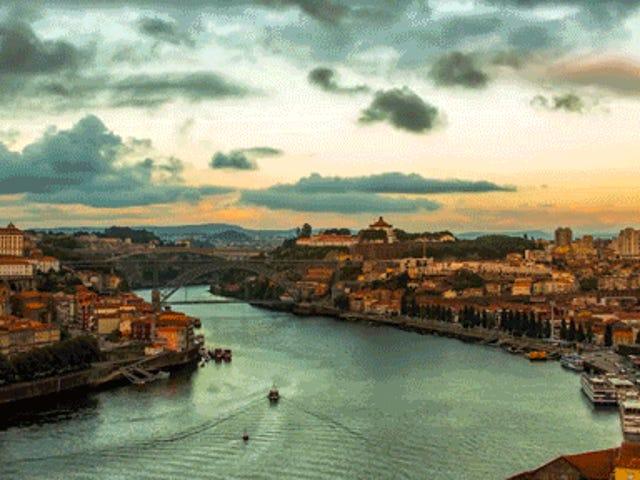 Bonjour, Porto
