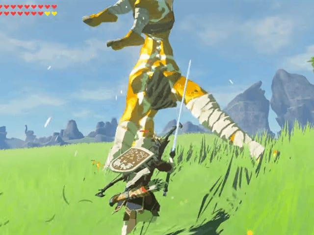 Zelda FanBreaks Down BOTW's Most Overpowered Move