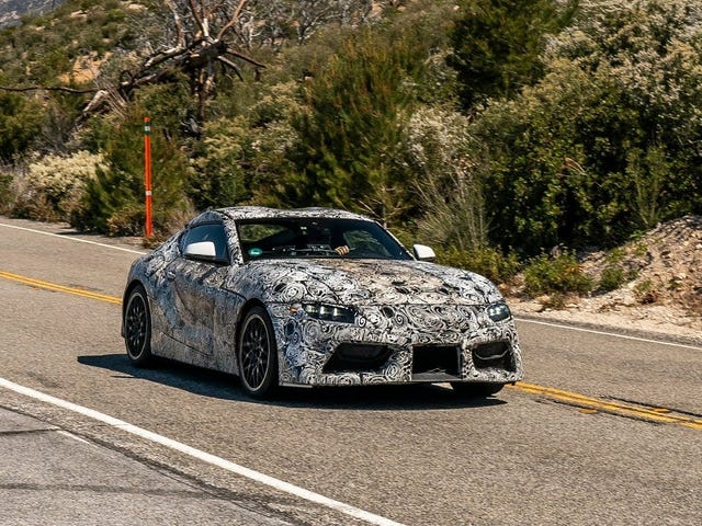 JBH spots (and follows) the new Supra