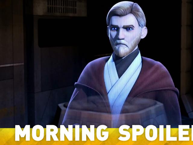 Obi-Wan Kenobi Movie ryktena har växt in i en hel Obi-Wan Kenobi-trilogi
