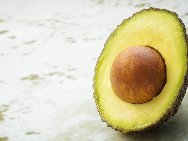 Choose an Avocado Based on Its Shape