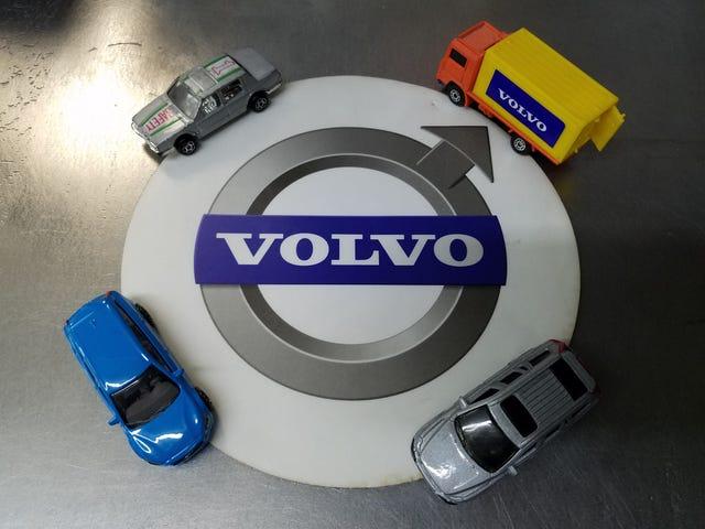 Volvo Vednesday: Circle pit! \m/