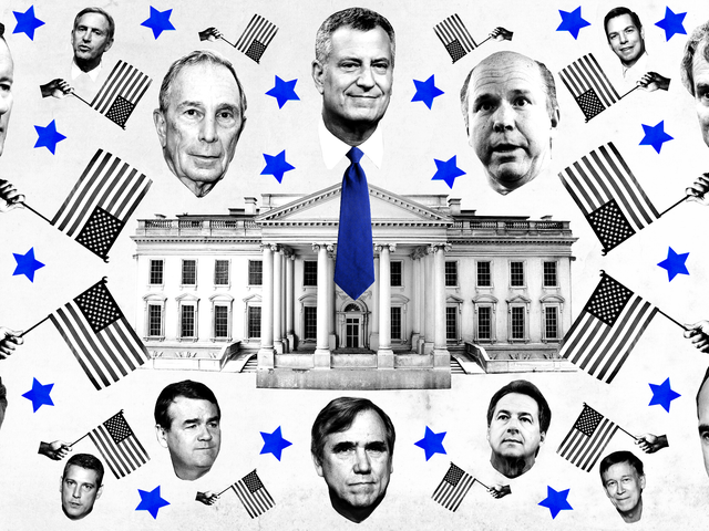 A Guide to All the Obscure, Boring, and Unlikeable White Guys Who Might Run in 2020