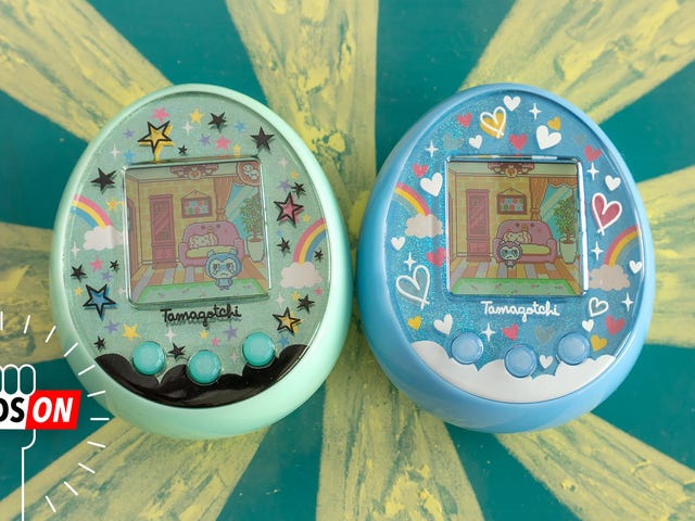 The New Tamagotchi Can Marry and Breed