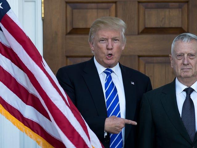 한 은퇴 한 장군이 정말로 도널드 트럼프의 펜타곤을 구할 수 있습니까?