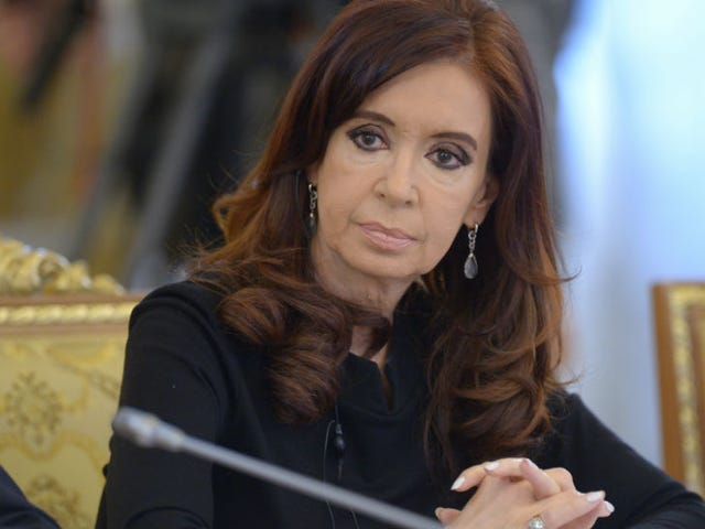 President of Argentina Adopts Boy to Stop Him from Becoming a Werewolf