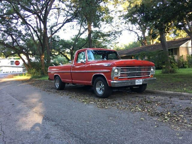 I heard some of you like trucks