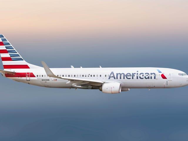 Вы можете получить право на возмещение топливного сбора American Airlines