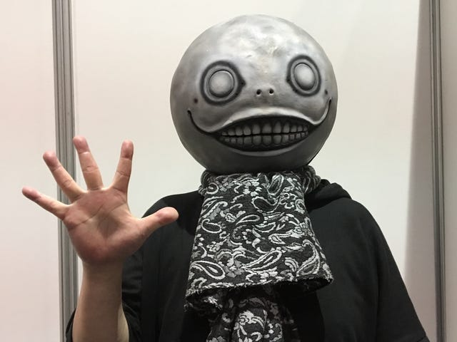 <i>Nier: Automata</i>'s Director: 'I Might Be Broken In Some Way'<em></em>