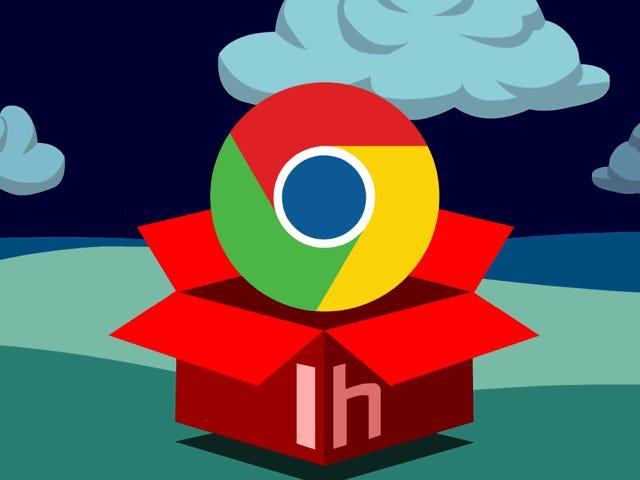 Gói Lifehacker dành cho Chrome: Danh sách các Tiện ích mở rộng Căn bản