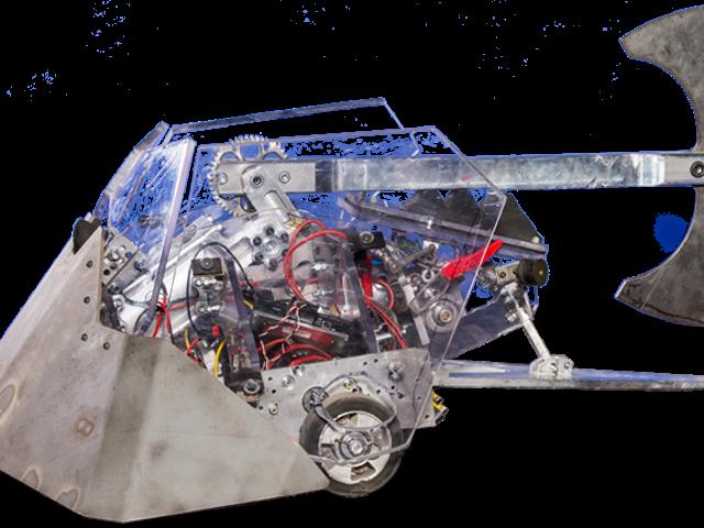 Robot Wars 2017 Del Deux: Crushed Egos