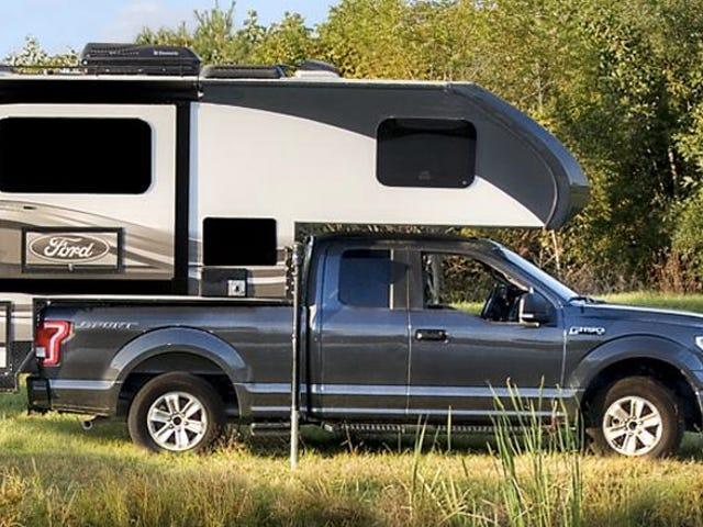 Ford, Kendi Kampçı ve Karavan Hattını Yapıyor