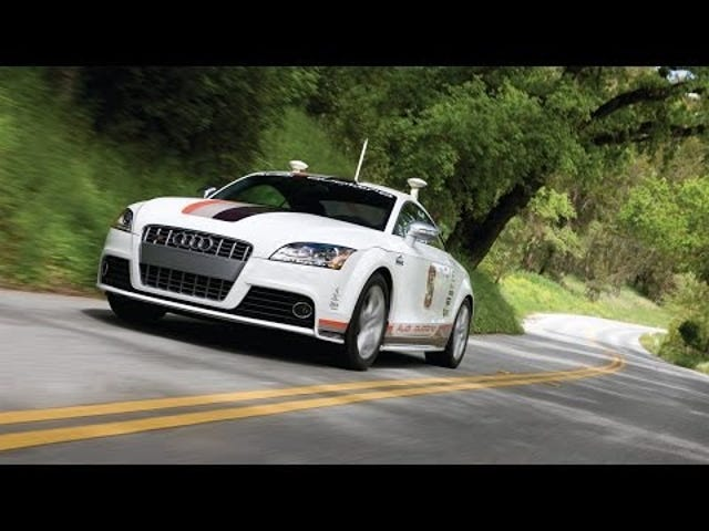 Interesting video on Autonomous cars, and the broad effect that they'll have.