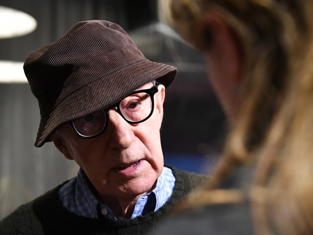 Woody Allen Says He's 'Done Everything The Me Too Movement Would Love To Achieve'