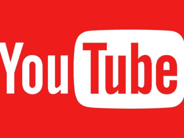 YouTube에서 사용 및 제거 할 수있는 기능