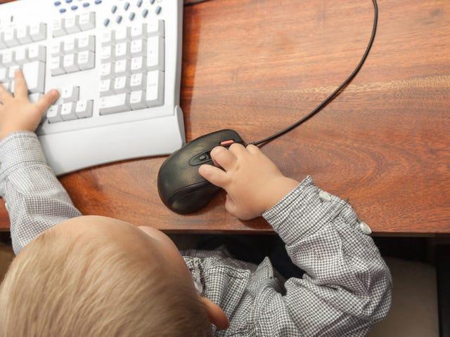 Cách thiết lập tài khoản cho con bạn trên mọi máy tính
