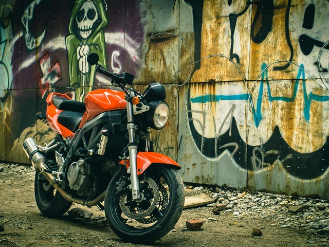 The Suzuki SV650 Is The Answer To Everything On Two Wheels