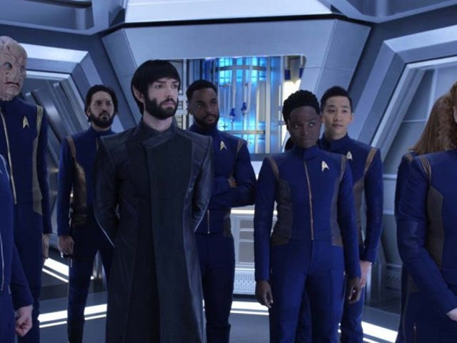 If You Dream of Being in Star Trek: Discovery's Starfleet, This Is the Jacket for You