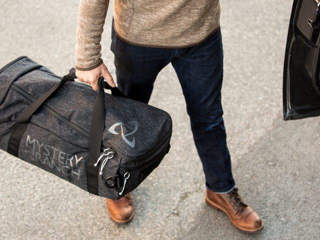 Save Up To 40% On Mission Duffels, Backpacks, and Briefcases From Mystery Ranch (From $65)