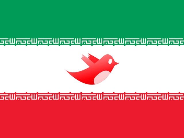 Iran Demands Social Media Sites Store Data Within Its Borders