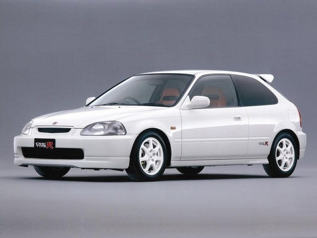 you know whats better than a slammed cambered 2000 fart can civic type r-icer?