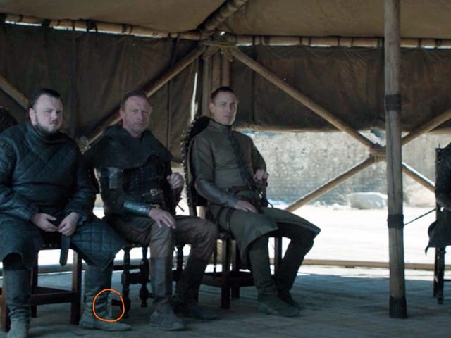 <i>Game of Thrones</i> Ends Its Watch With Plastic Water Bottle in Plain Sight