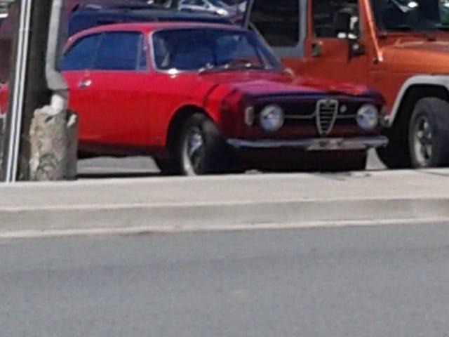 Foto scadente, ma Alfa DOTS classica!