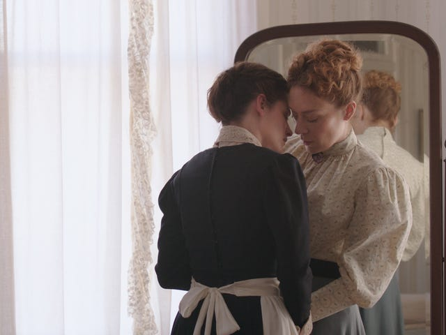 For a tale full of blood and sexual tension, Lizzie is awfully dull