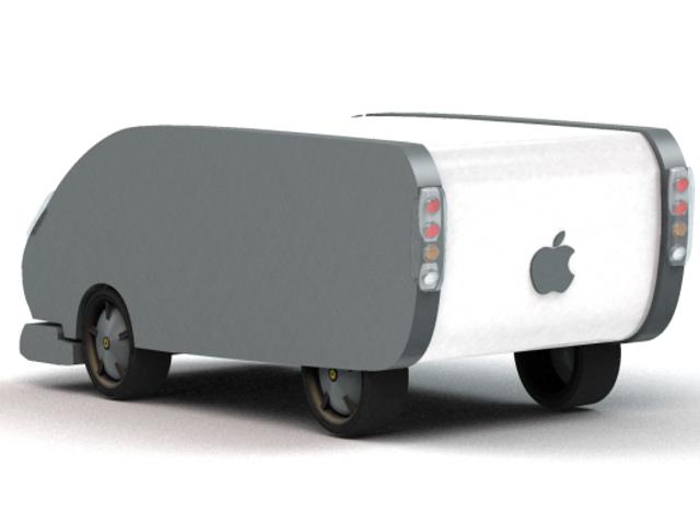 Feds Accuse Former Apple Employee Of Stealing Autonomous Car Trade Secrets