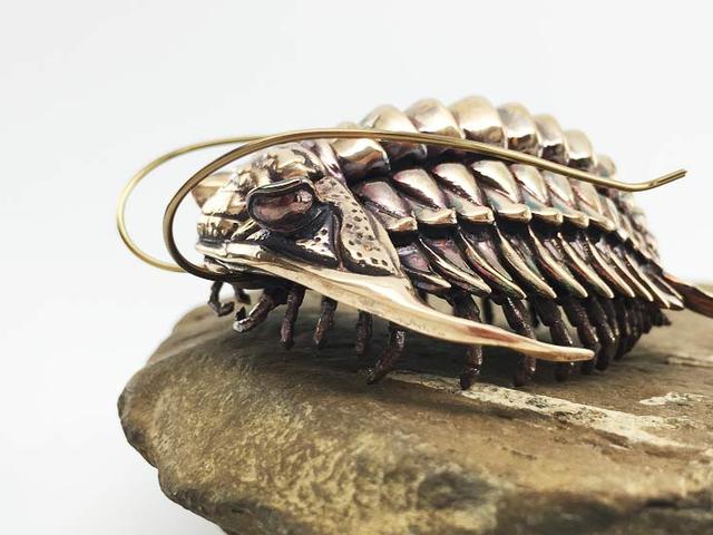 Ces trilobites imprimés en 3D sont absolument superbes