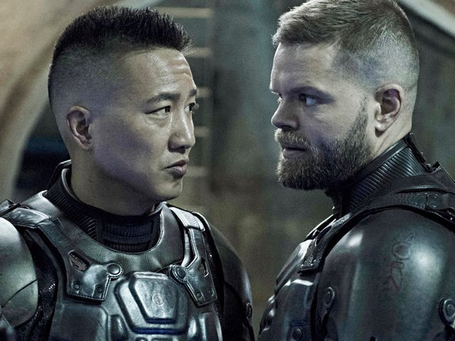 Last Night's The Expanse Was a Fantastic Example of Why Canceling It Was So Dumb