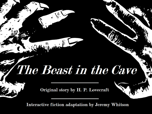 Play through H.P. Lovecraft's first published story as a free interactive fiction game