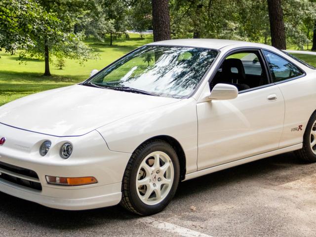 Cette Acura Integra Type R 1997 vient d'être vendue pour la modique somme de 82 000 $