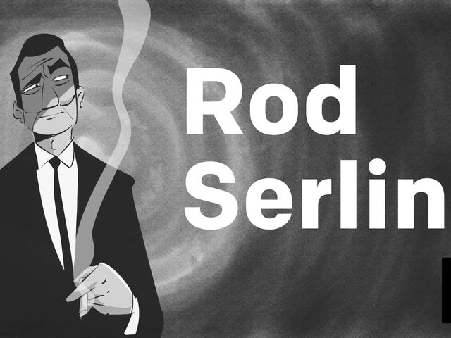 Rod Serling's Thoughts About Children's Imagination Make for a Lovely Animation