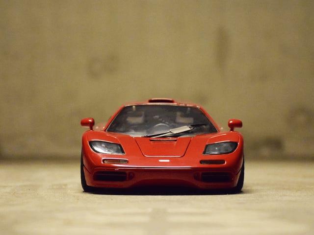 McLaren Lunes: XXL Edition