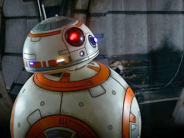 Your Very Own Lifesize Replica of BB-8 Will Cost You Almost $4,000