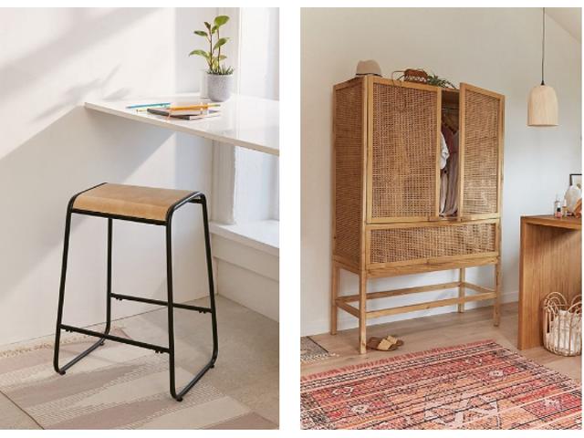 Hoy en día, Urban Outfitters está tomando hasta un 40% de descuento en todos los muebles
