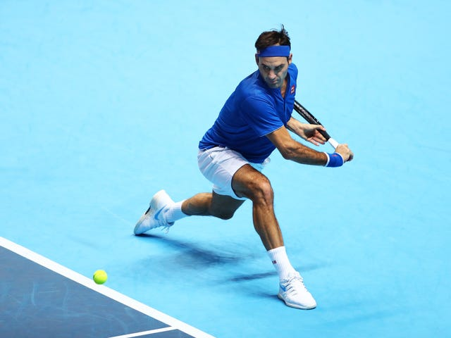 Could You Beat Roger Federer If He Had To Hit A Winner Off Every Ball?