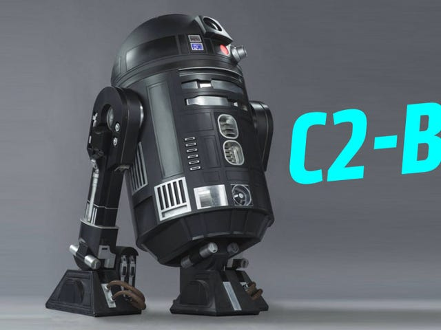 Another Rogue One Droid Has Been Revealed And It's An R2 Unit!