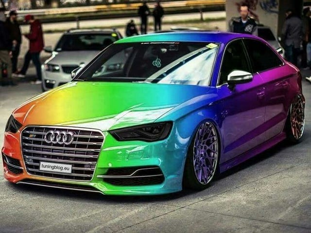 "Audi Issues Cease & Desist Order to GLAAD Over Use of ""Q"""