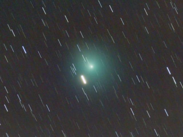 Cómo ver el cometa46P/Wirtanen, que será apreciable a simple vista todo este fin de semana