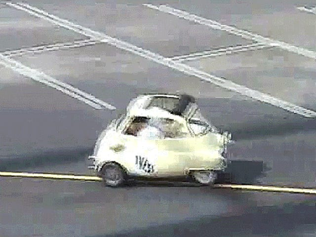 Yes, It Is In Fact Possible To Autocross An Isetta