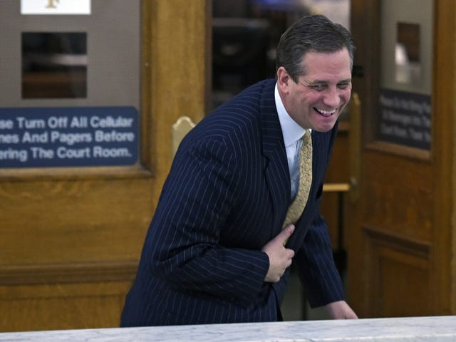 Ex-DA Bruce Castor Is All But Officially On The Bill Cosby Defense Team Now