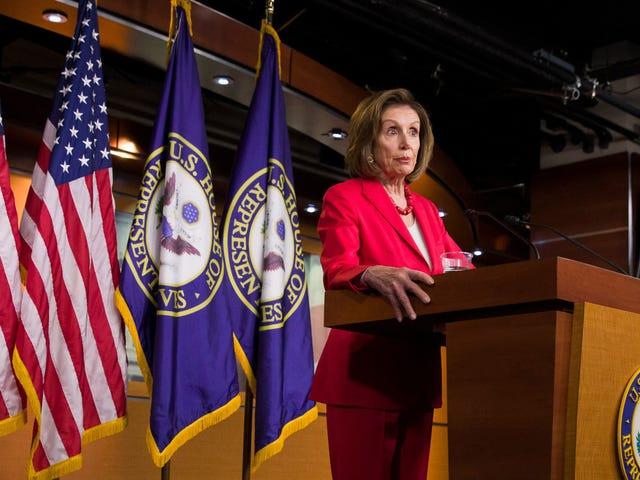 Nancy Pelosi, Cumhurbaşkanına Karşı En Son Tecavüz İddiası Hakkında Düşünmeyi 'Her Zaman Harcamamadığını' Söyledi