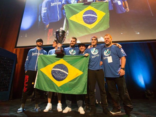 Бразилія домінувала на DreamHack Остін-контр-страйк-турнір