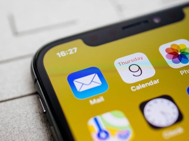Cómo mantenerse a salvo de los ataques de correo de iOS de día cero