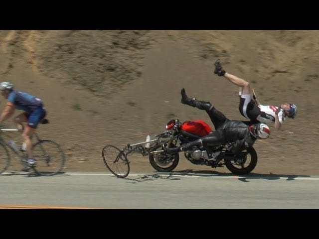 Frasier สอนวิธีขี่จักรยาน