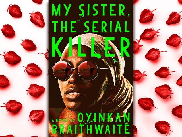 대담하고 피의 여동생 인 연쇄 살인범은 다음과 같이 묻습니다.