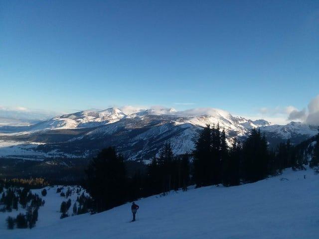 '18/'19 Ski Blog (Post #5) - Mammoth, CA