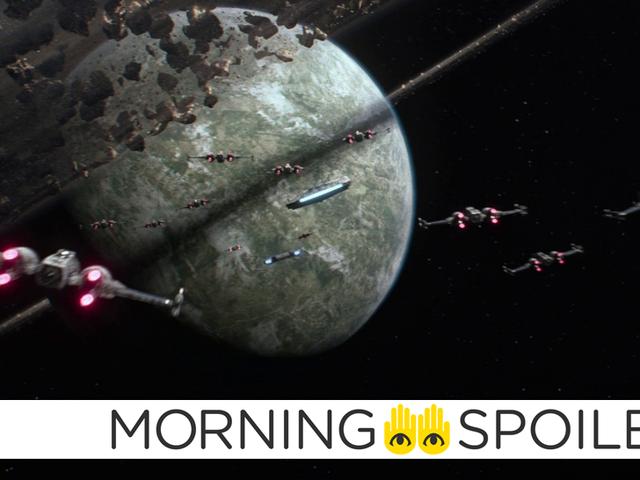 Eén grote <i>Star Wars</i> ster krijgt zijn rol uitgebreid in <i>Episode VIII</i>